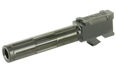Lantac Bbl For G19 Fluted Black-img-0