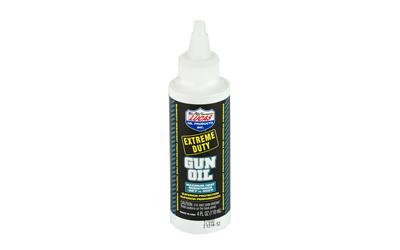 LUCAS EXT DUTY GUN OIL 4OZ 12PK