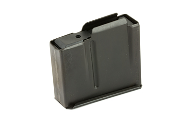 RUGER M77GS & RPR 308WIN 5RD BLK MAGAZINE