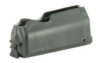 RUGER AMER SHORT ACTION 4RD BLK MAGAZINE