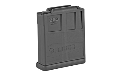 RUGER AI STYLE 556NATO 10RD BLK MAGAZINE