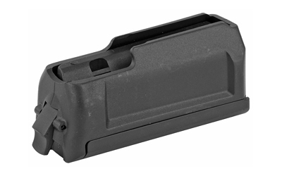 RUGER AMERICAN SHRT ACT 4RD BL MAGAZINE