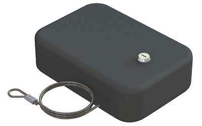 SNAP SAFE LOCK BOX SMALL 2-KEYS
