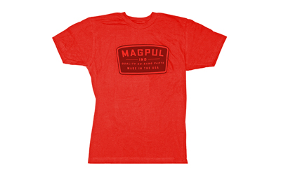 MAGPUL GO BANG PARTS TSHRT RED MED