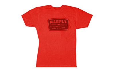 MAGPUL GO BANG PARTS TSHRT RED XL