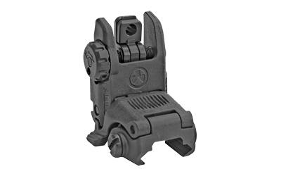 MAGPUL MBUS REAR FLIP SIGHT GEN 2 BLK