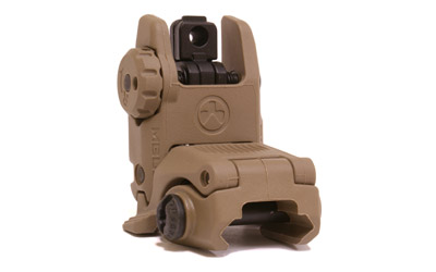 MAGPUL MBUS REAR FLIP SIGHT GEN 2 FDE