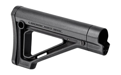 MAGPUL MOE FIXED STOCK MIL-SPEC BLACK
