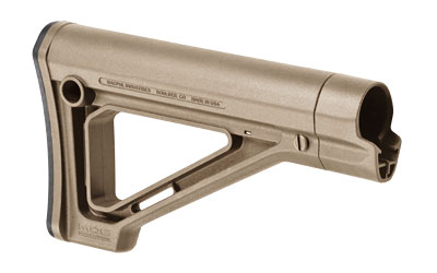 MAGPUL MOE FIXED STK MIL-SPEC FDE
