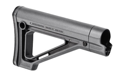 MAGPUL MOE FIXED STK MIL-SPEC GRY