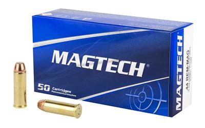 MAGTECH 44MAG 240GR FMJ FLAT 50/1000