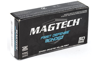 MAGTECH 9MM 124GR BOND JHP 50/1000