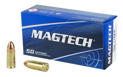 MAGTECH 9MM 124GR FMJ 50/1000