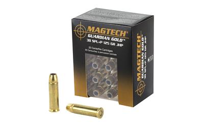 MAGTECH GRDN GLD 38SP+P 125G 20/1000