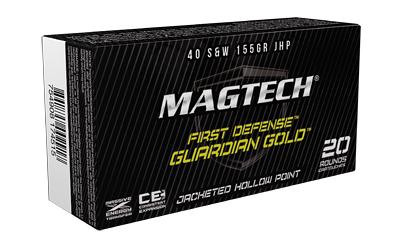 MAGTECH GRDN GLD 40SW 155GR 20/1000