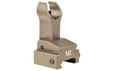 MIDWEST FLIP UP FRONT SIGHT GB FDE