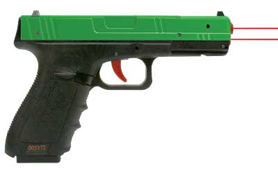 NLT SIRT GREEN SLIDE W/ RED LASER