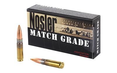 NOSLER 300BLK 220GR CC 20/400