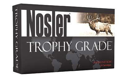 NOSLER 22-250 55GR BTV 20/200