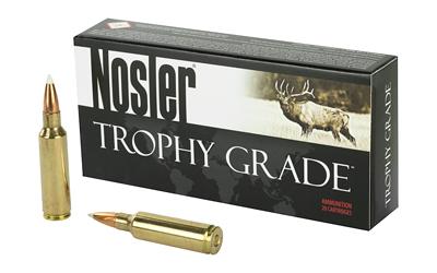 NOSLER 300WSM 180GR AB 20/200