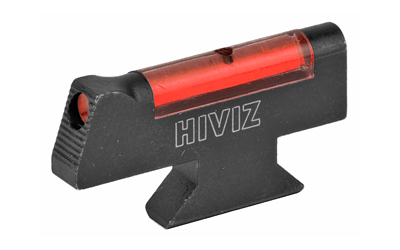 HIVIZ S&W REV W/DX STYLE FRNT RED