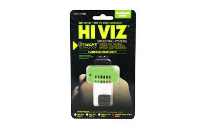HIVIZ SPGFLD XD/XDM INTERCHANGE PIPE