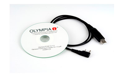 OLYMPIA PROGRAM KIT FOR P324 RADIO