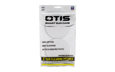 OTIS ALL CAL CLNG PATCHES (100)