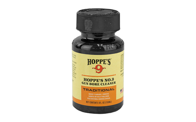 HOPPES #9 5OZ GUN BORE CLEANER 10/BX