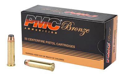 PMC BRNZ 357MAG 158GR JSP 50/1000