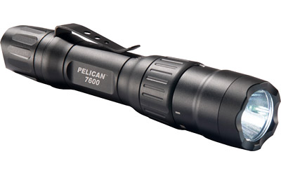 PELICAN 7600 3 COLOR LED LI-ION BLK