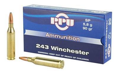 PPU 243WIN SP 90GR 20/500