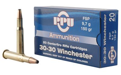 PPU 30-30 FSP 150GR 20/500