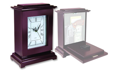 PS CONCEALMENT CLOCK - RECTANGLE