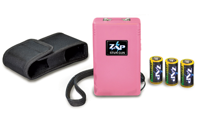 PS ZAP STUN GUN 950,000 VOLTS PINK