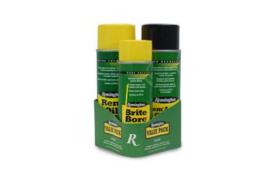 REM COMBO OIL/BRITE BORE/ACTION CLNR