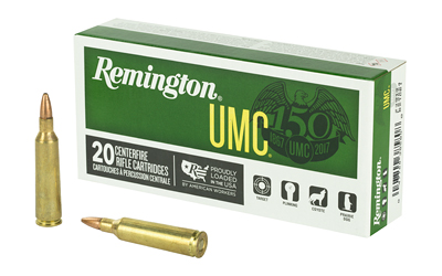 REM UMC 22-250 50GR HP 20/200