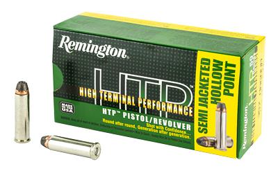 REM HTP 357MAG 158GR SJHP 50/500