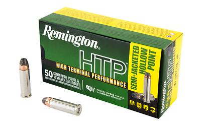 REM HTP 38SPL +P 125GR SJHP 50/500