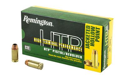 REM HTP 40SW 180GR JHP 50/500