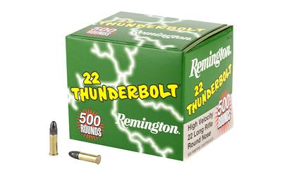REM THNDRBT 22LR 40GR RN HS 500/5000