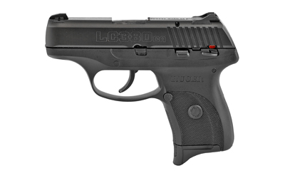 NEW IN BOX  Ruger LC380 CA  Semi-Auto  .380 cal., With Laser Sight Option        $385.00 Plus Tax & DROS