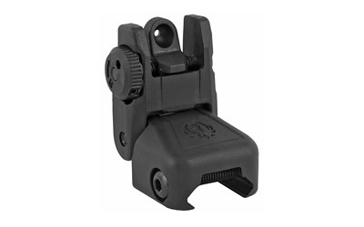 RUGER RAPID DEPLOY REAR SIGHT BLK