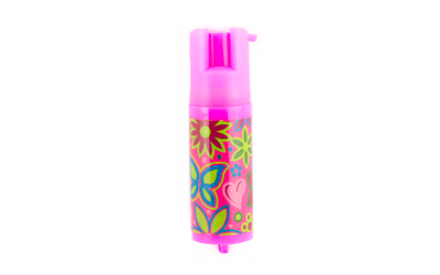 SABRE DESIGNER PEPPER SPRAY .54OZ