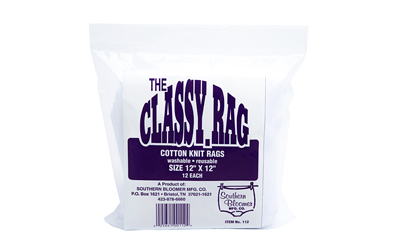STHRN BLMR COTTON RAG 12X12