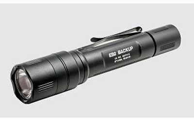 SUREFIRE EB2 BACKUP-BLK 500/5 LM-LED