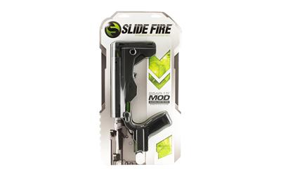 SLIDEFIRE SSAR-15 MOD  STOCK RH BLK