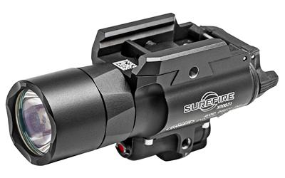 SUREFIRE X400U-A BLK 500LM-LED W/LSR