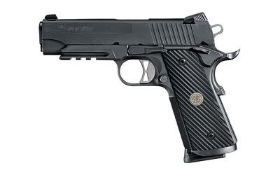 SIG 1911 CRY 45ACP 8RD BLK NS 4 MAGS
