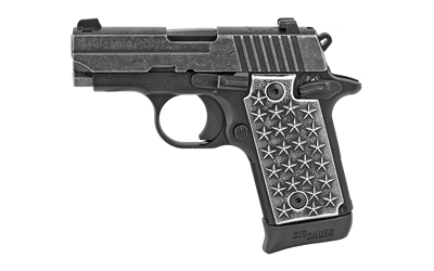 SIG P238 380ACP 7RD WE THE PEOPLE